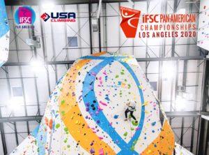 IFSC Pan Am Championships 2020